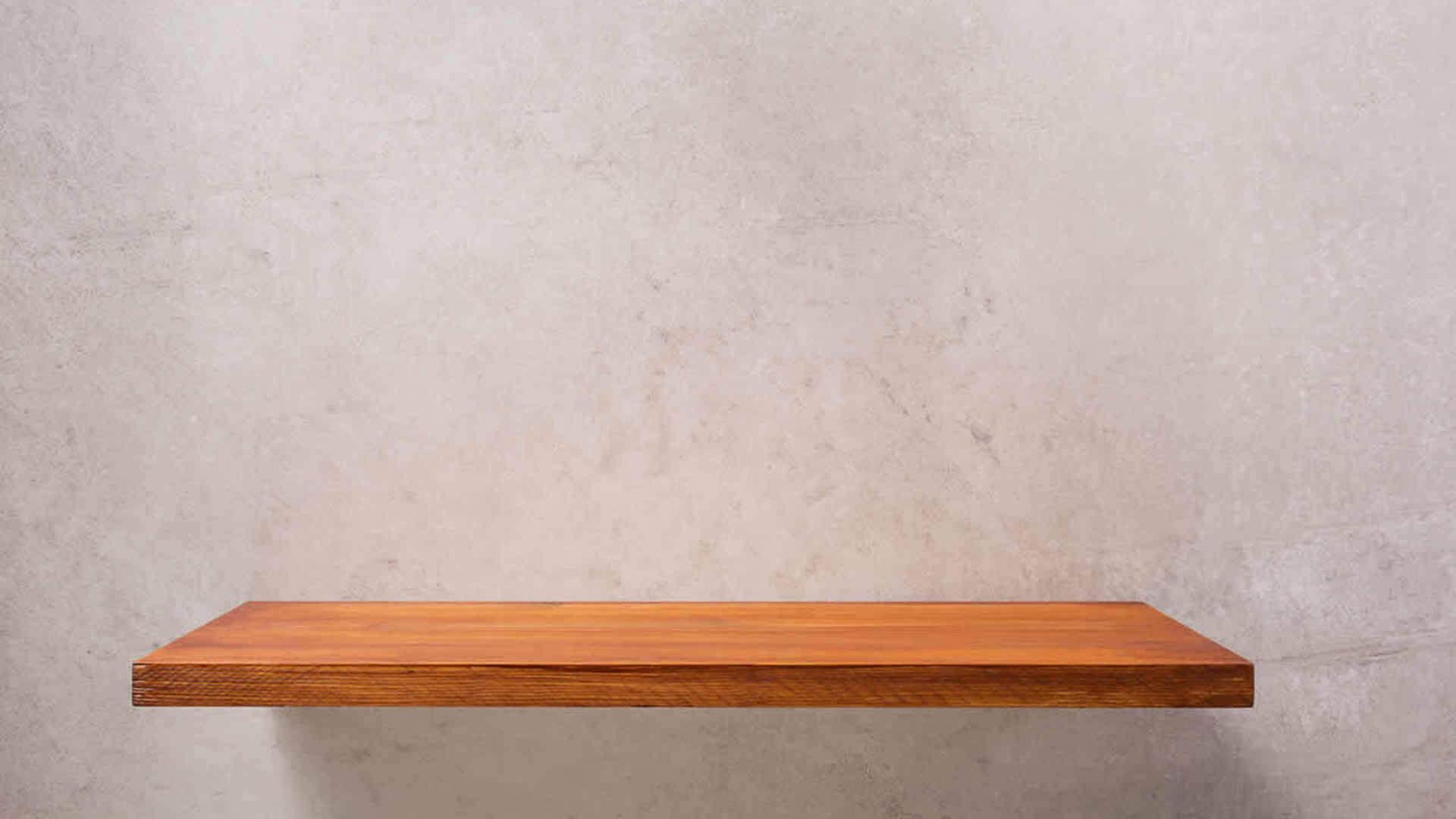 beton cire badkamer - wand