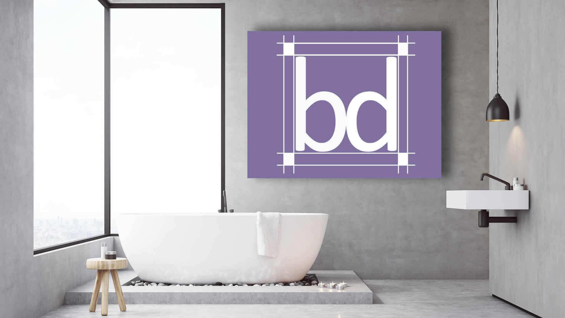 beton cire badkamer
