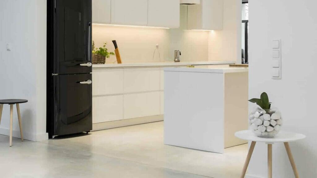 beton cire keuken - accessoires