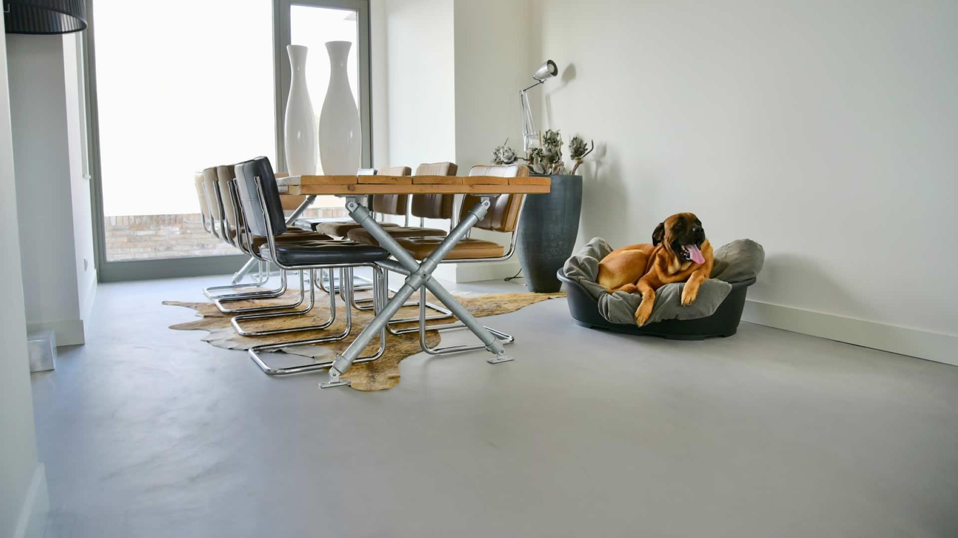 Beton De Luxe: hochwertigen Betonlook mit Beton ciré