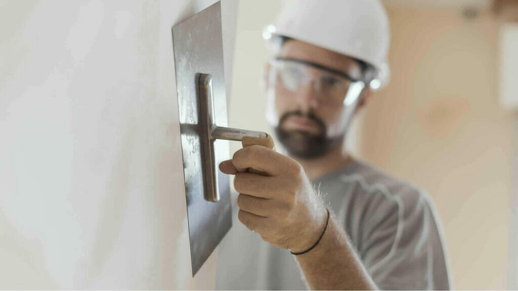 beton cire workshop - muur afwerken