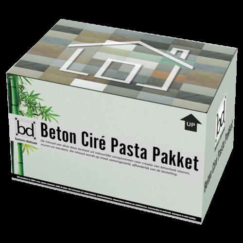 Beton Ciré - Pasta Pakket